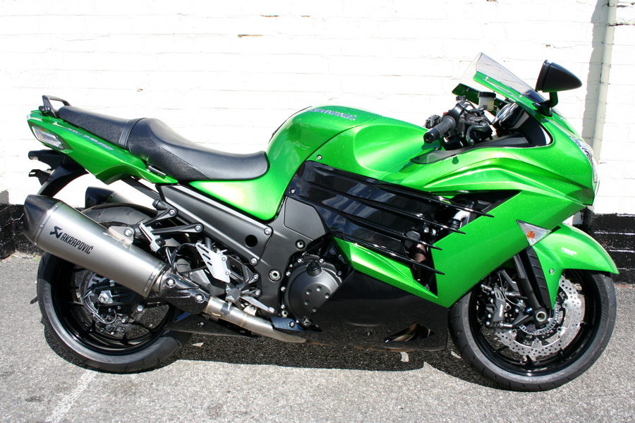Kawasaki ZZR1400 FCF ABS (2012) For Sale - Zero Miles!