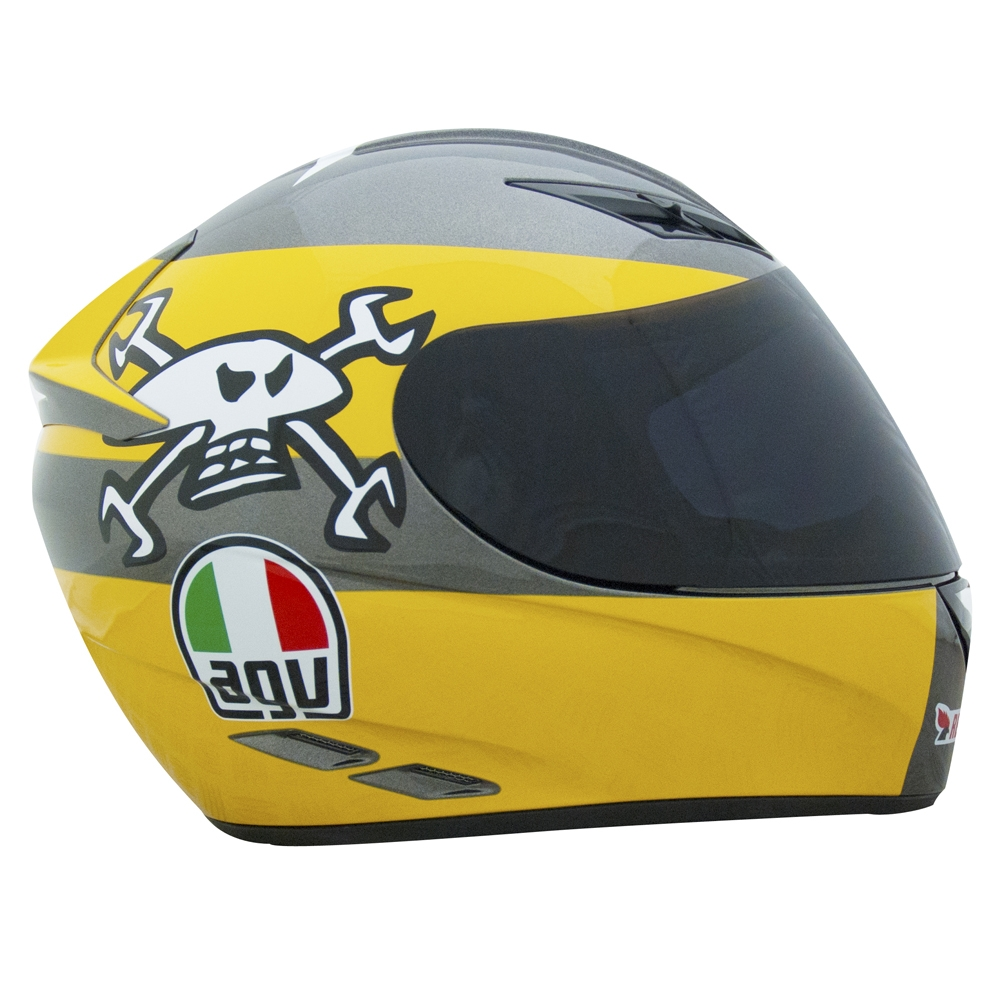 Further Agv K3 News End Of The Line For Guy Martin