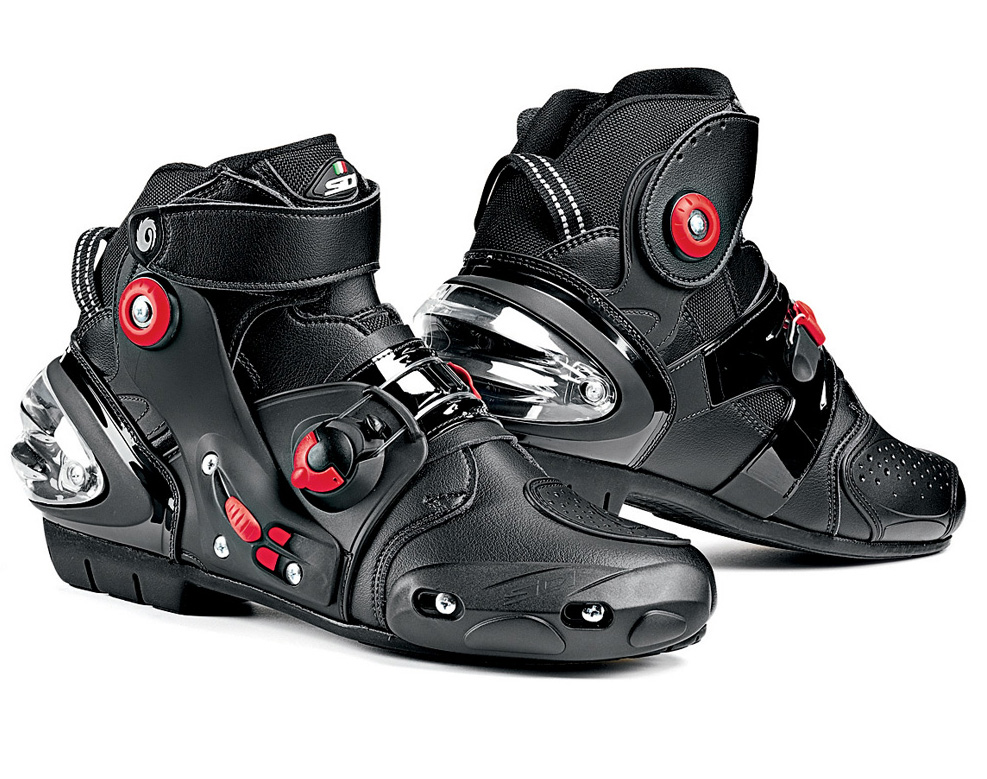 Summer Motorcycle Boots from Sidi