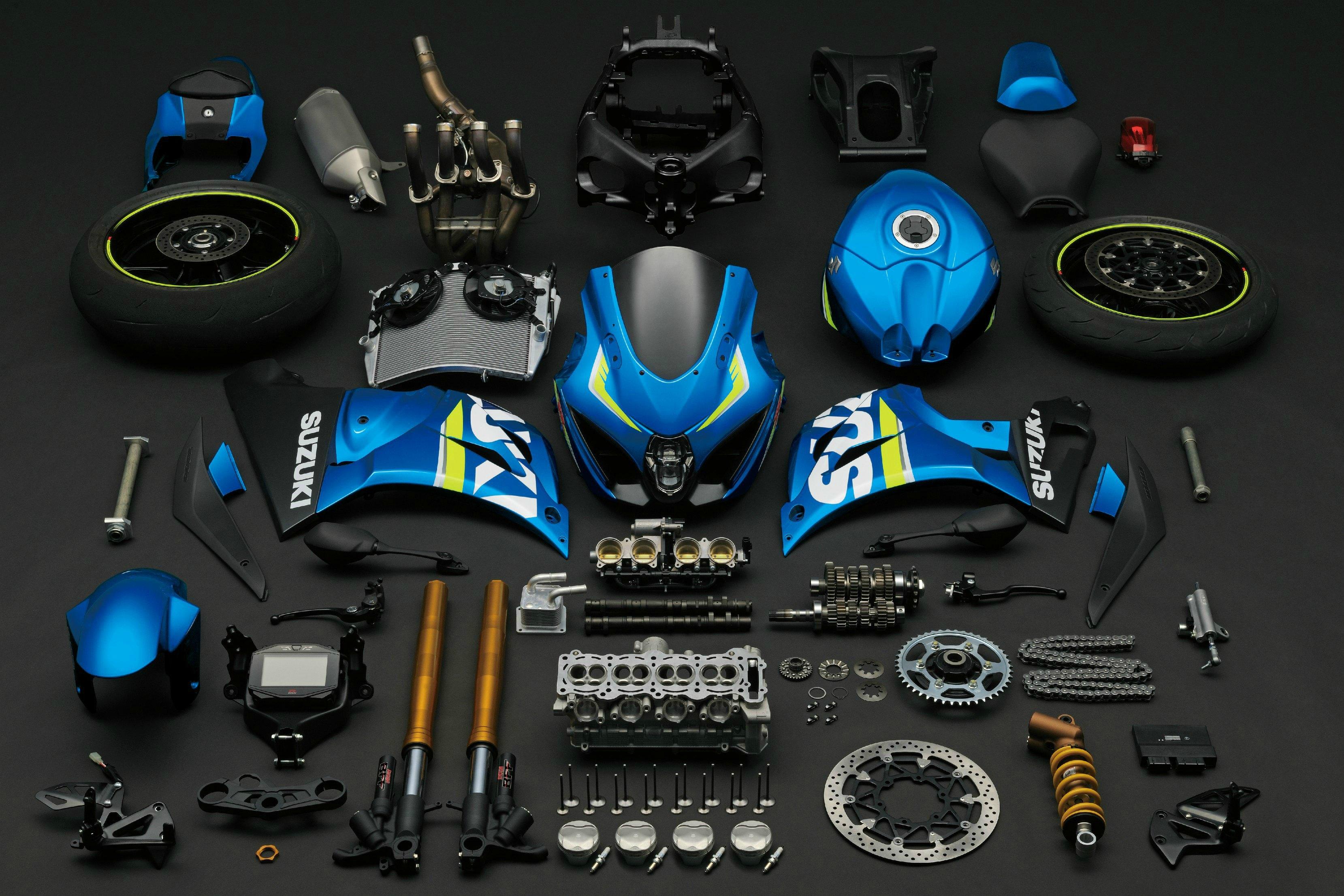 Suzuki Gsxr Parts Uk