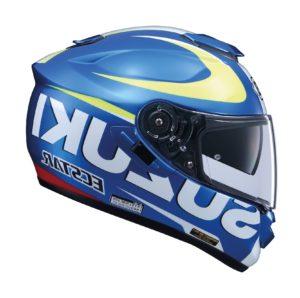 Limited Edition: Shoei GT Air Suzuki Helmet