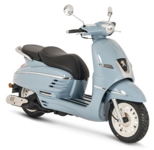 new Peugeot scooters Django Heritage Rocky Blue