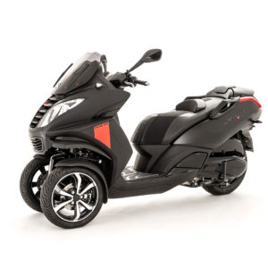 New Peugeot scooters Metropolis 400 RXR