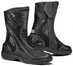 New Sidi Motorcycle Boots Aria Goretex