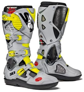 New Sidi Motorcycle Boots Crossfire 3 SRS