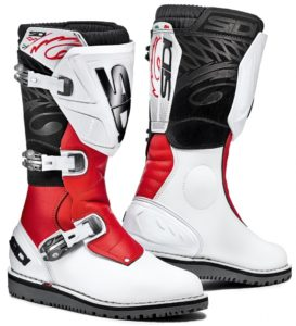 New Sidi Motorcycle Boots Trial Zero 1
