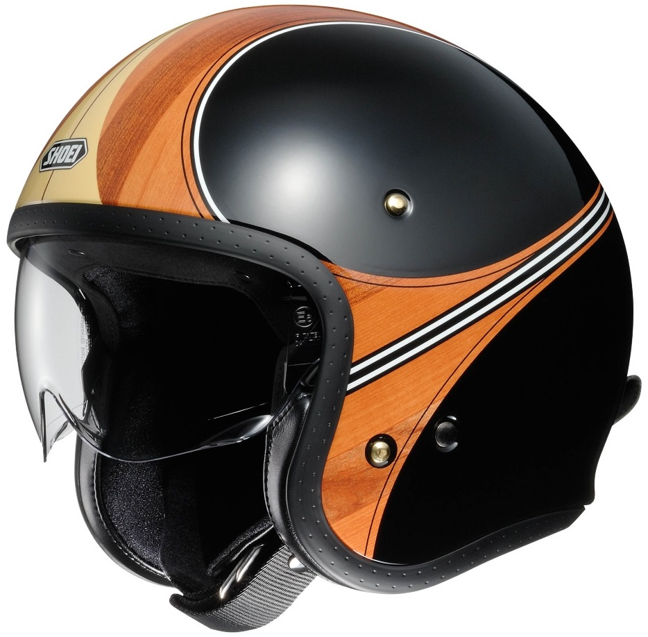 Shoei Gt Air >> Shoei Open Face Helmets - What's the difference?