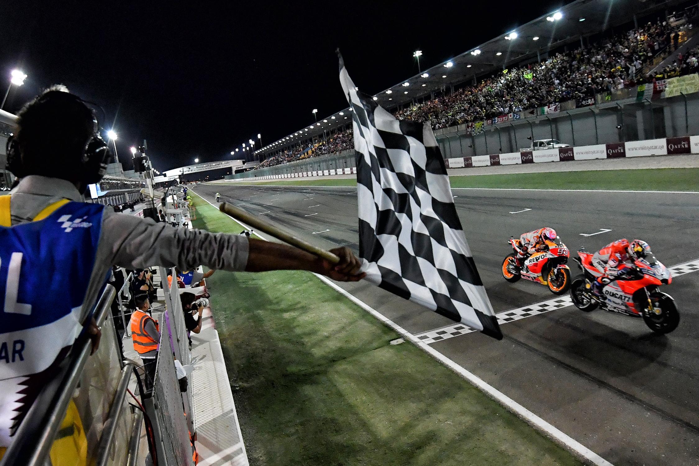 2018 MotoGP Qatar - Dovi dominates in the desert at the MotoGP