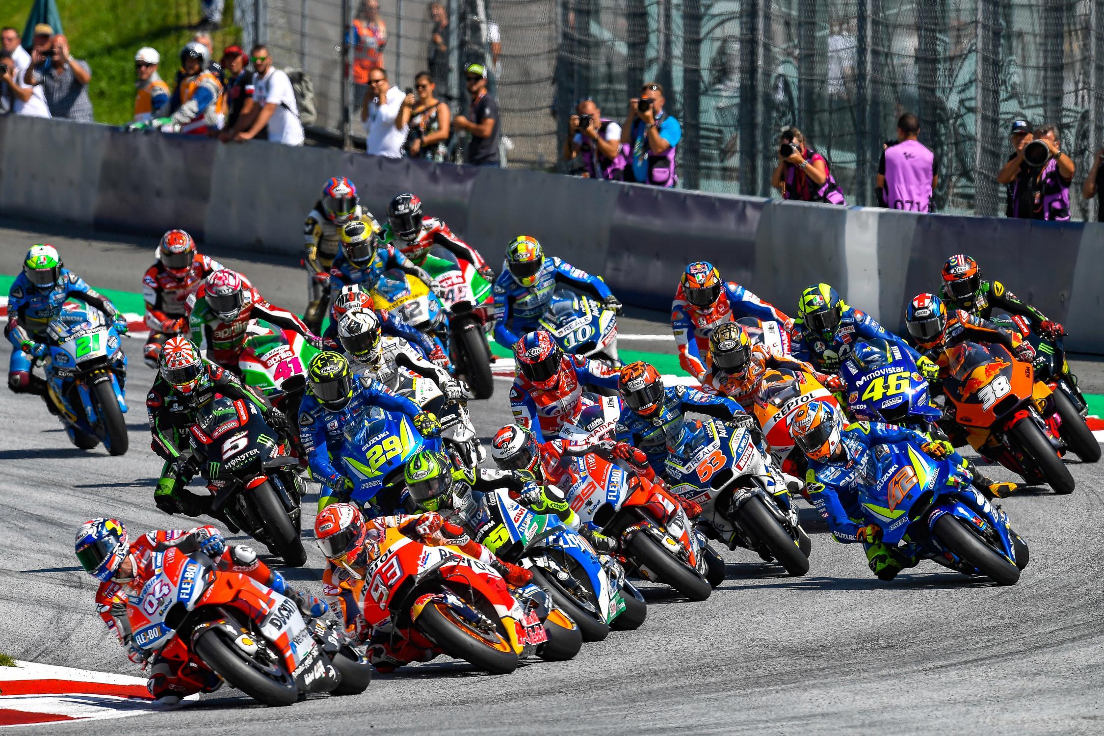 2018 MotoGP Austria – A Spielberg Spectacle in Austria
