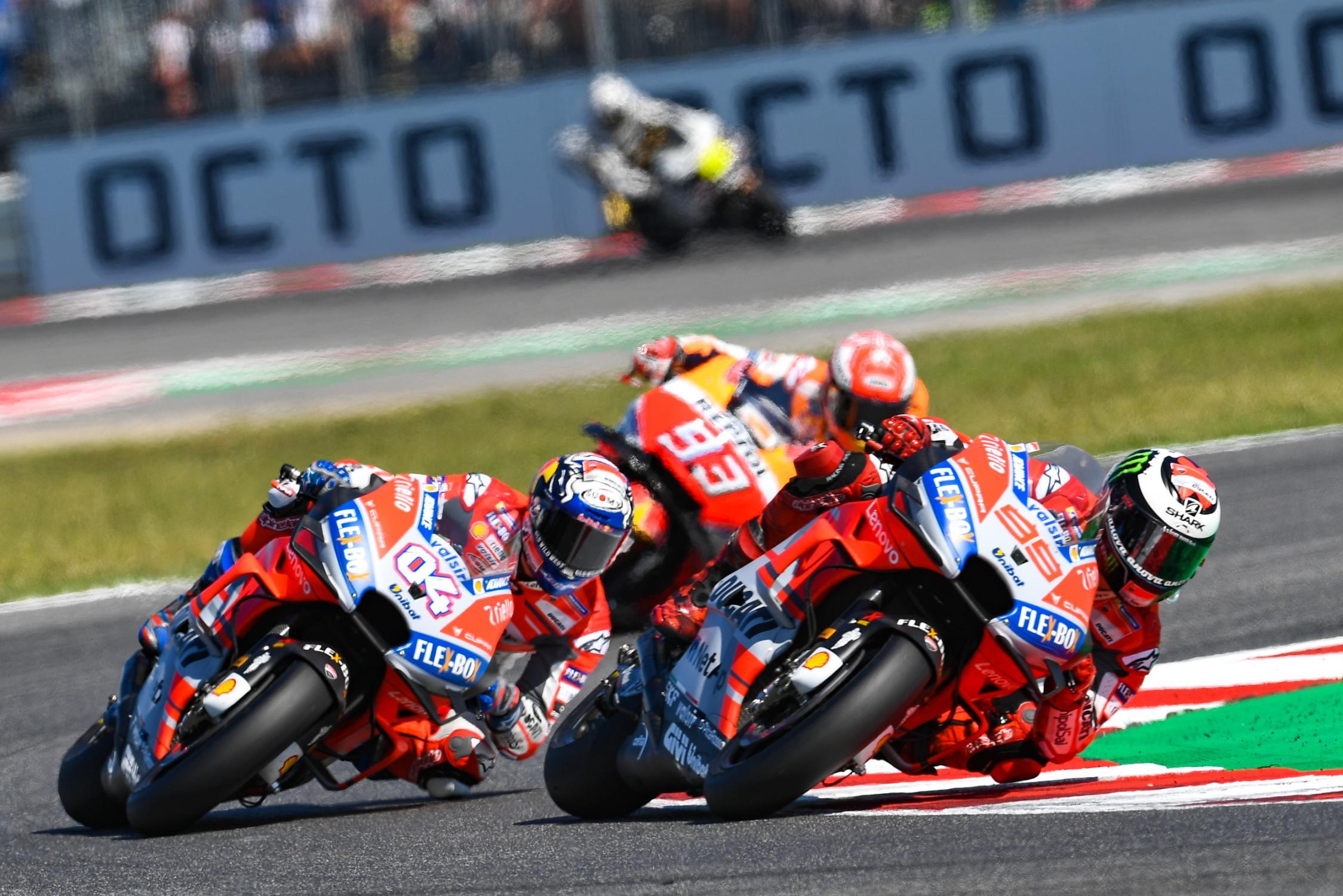 MotoGP Misano 2018 – San Marino Mastery from Ducati!