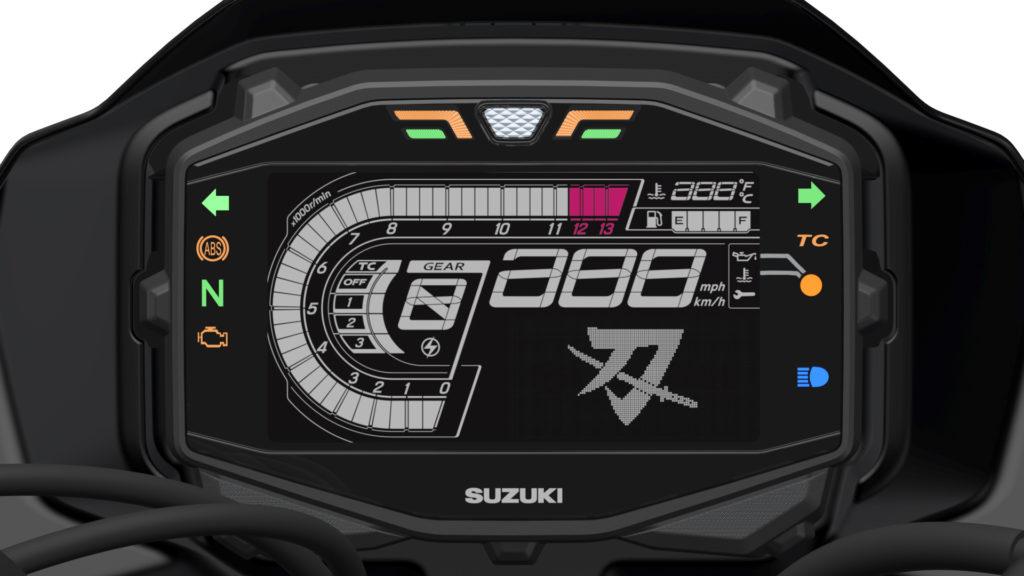 New Suzuki Katana Dash
