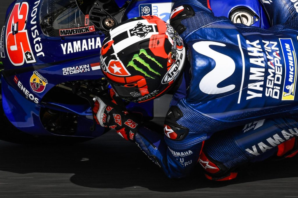 2018 MotoGP Australia - Vinales Take First