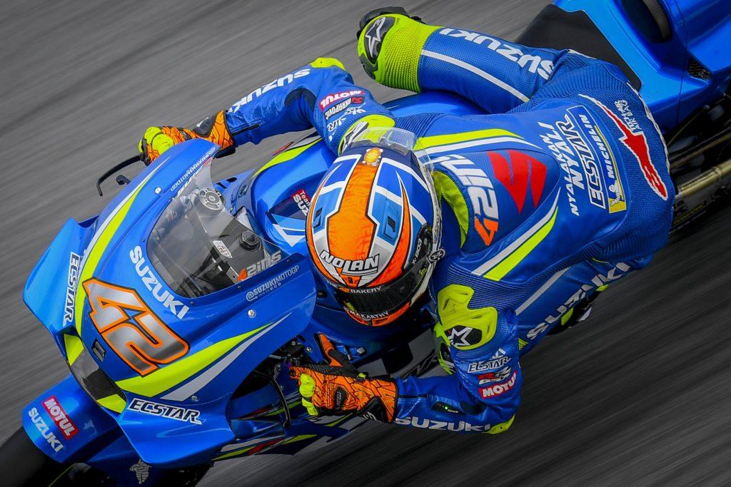 MotoGP Malaysia - The Rins Rocket